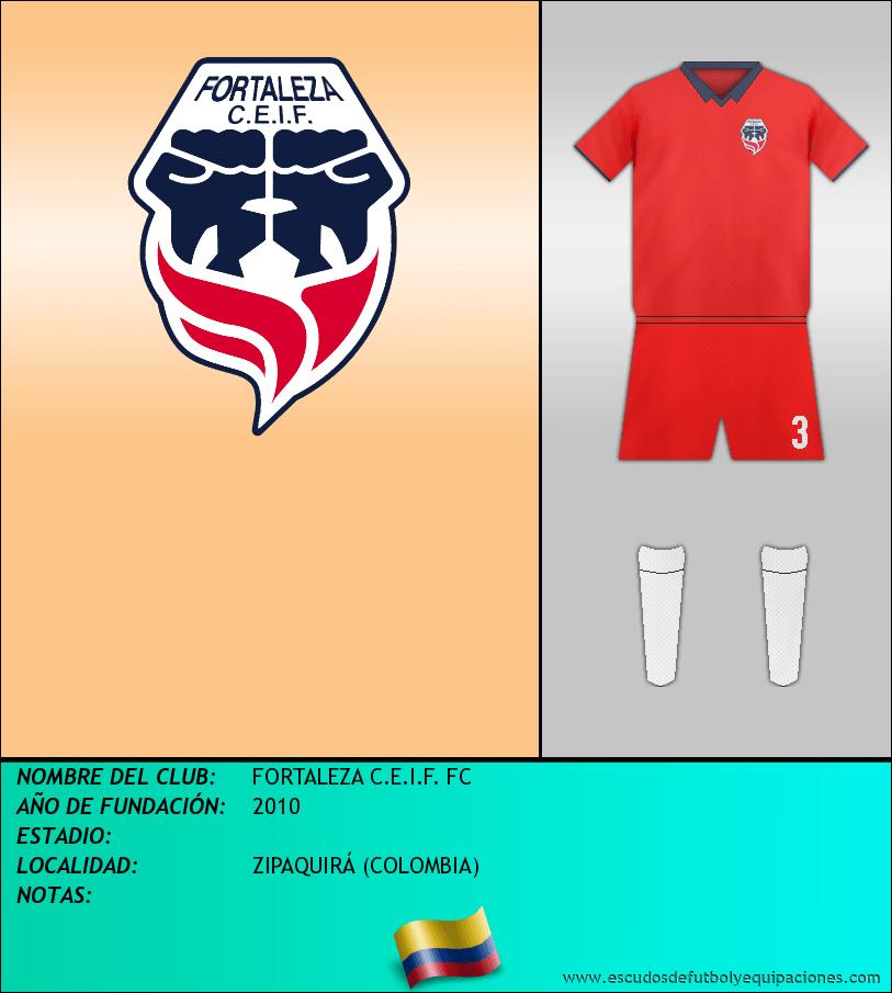 Escudo de FORTALEZA C.E.I.F. FC