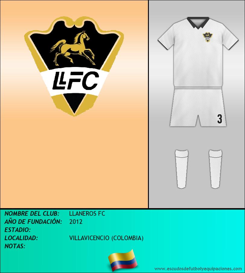 Escudo de LLANEROS FC