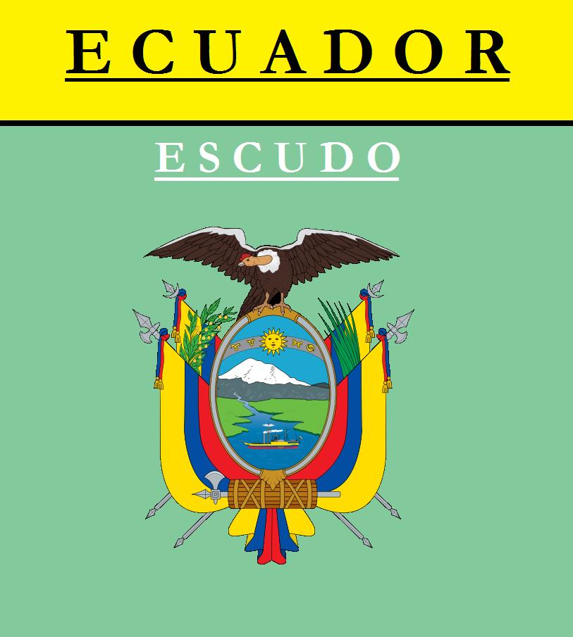 Escudo de ESCUDO DE ECUADOR