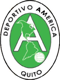 Escudo de CD AMERICA DE QUITO (ECUADOR)
