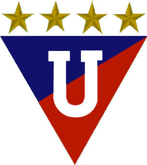 Escudo de LIGA D. UNIVERSITARIA DE QUITO (ECUADOR)
