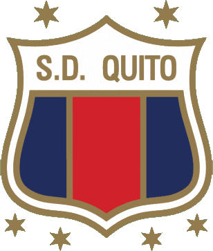 Escudo de SOCIEDAD DEPORTIVO QUITO (ECUADOR)