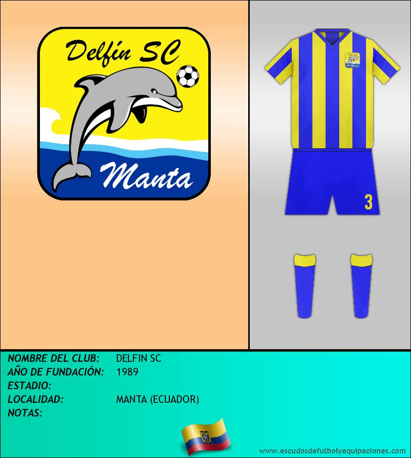 Escudo de DELFIN SC