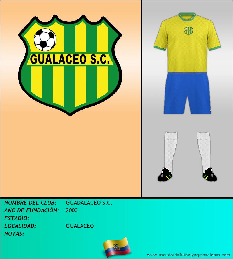Escudo de GUADALACEO S.C.