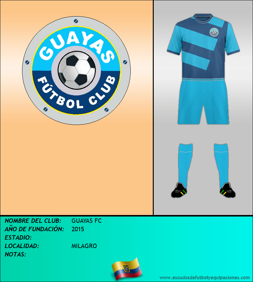 Escudo de GUAYAS FC