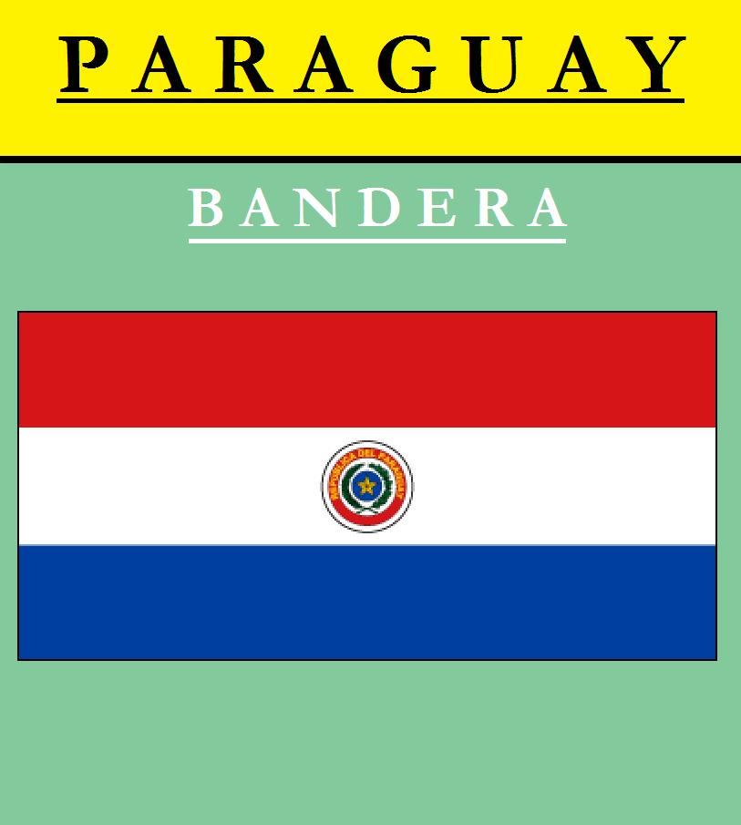 Escudo de BANDERA DE PARAGUAY