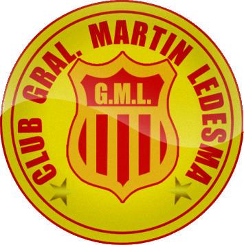 Escudo de C. GENERAL MARTIN LEDESMA (PARAGUAY)