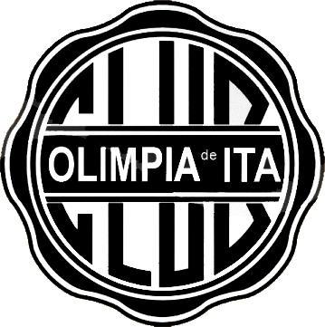 Escudo de C. OLIMPIA DE ITÁ (PARAGUAY)