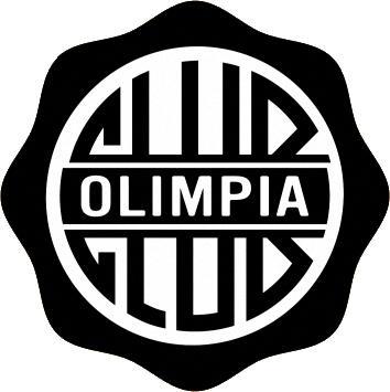 Escudo de C. OLIMPIA (PARAGUAY)