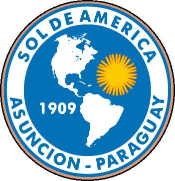 Escudo de C. SOL DE AMERICA (PARAGUAY)