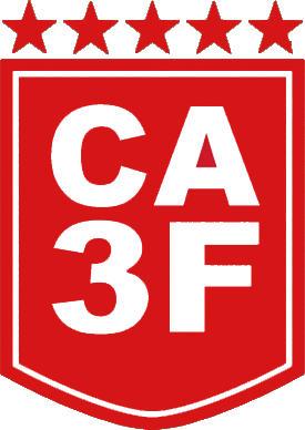 Escudo de C.A. 3 DE FEBRERO (PARAGUAY)