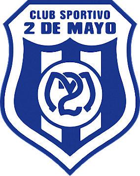 Escudo de C.S. 2 DE MAYO (PARAGUAY)