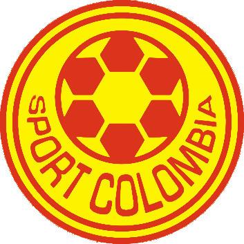 Escudo de C.S. COLOMBIA (PARAGUAY)