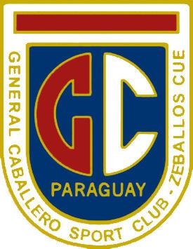 Escudo de GENERAL CABALLERO S.C. (PARAGUAY)