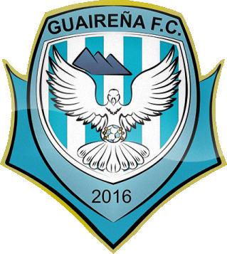 Escudo de GUAIREÑA F.C. (PARAGUAY)