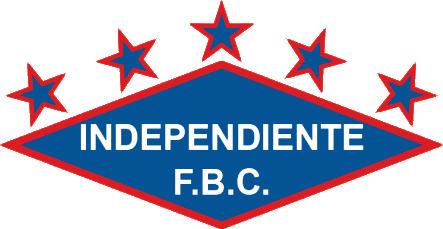 Escudo de INDEPENDIENTE F.B.C. (PARAGUAY)