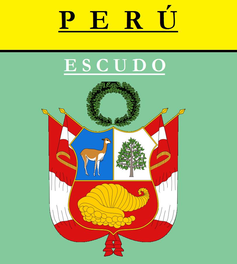 Escudo de ESCUDO DE PERÚ