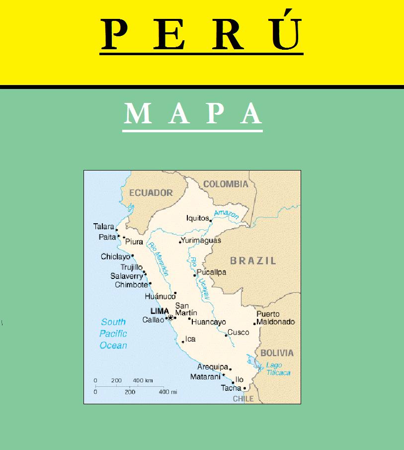 Escudo de MAPA DE PERÚ