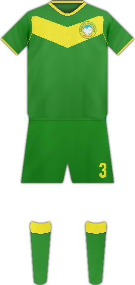 Equipación SPORT ÁNCASH FC