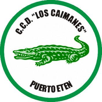 Escudo de C.C.D. LOS CAIMANES (PERÚ)
