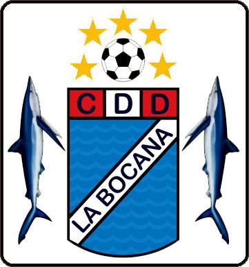 Escudo de C.D. DE LA BOCANA (PERÚ)
