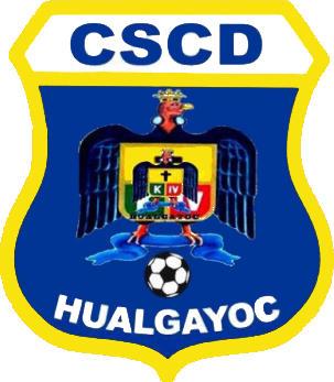 Escudo de C.S.C.D HUALGAYOC (PERÚ)