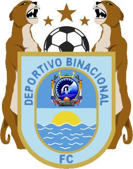 Escudo de DEPORTIVO BINACIONAL F.C. (PERÚ)