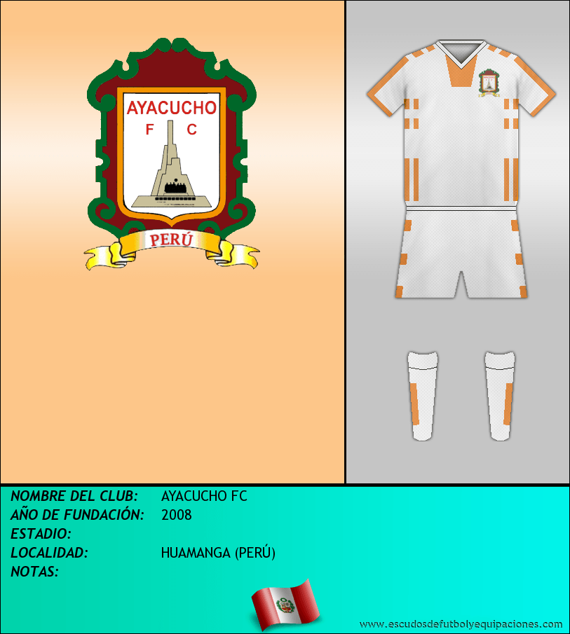 Escudo de AYACUCHO FC