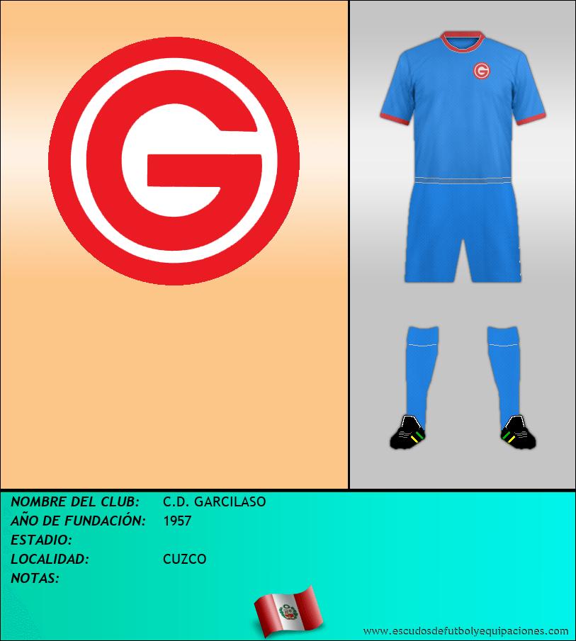 Escudo de C.D. GARCILASO