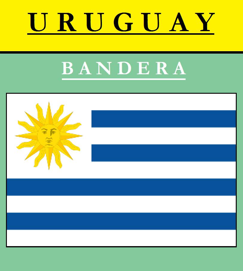 Escudo de BANDERA DE URUGUAY