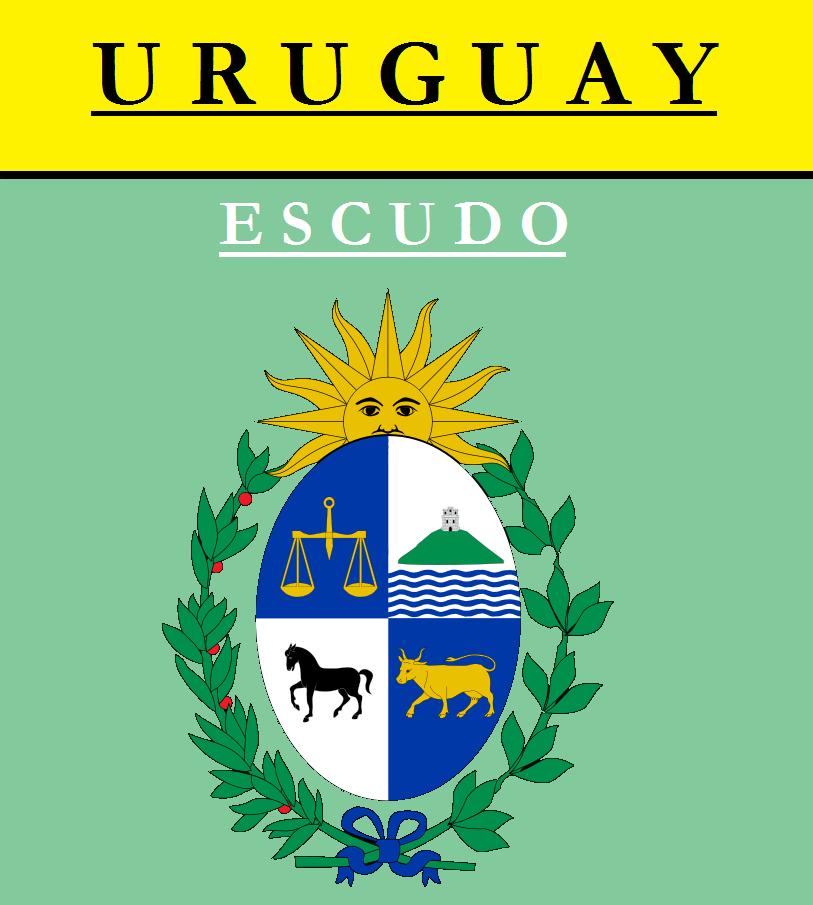 Escudo de ESCUDO DE URUGUAY