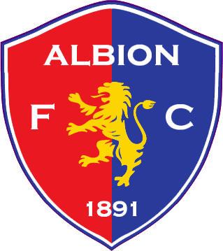 Escudo de ALBION F.C. (URUGUAY)