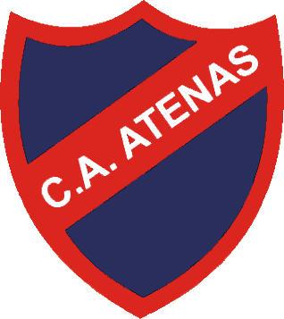 Escudo de C. ATLÉTICO ATENAS (URUGUAY)