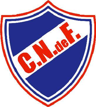 Escudo de C. NACIONAL DE F. (URUGUAY)