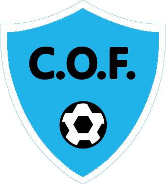 Escudo de C. ORIENTAL DE FÚTBOL (URUGUAY)