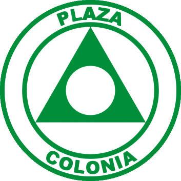 Escudo de C. PLAZA COLONIA (URUGUAY)