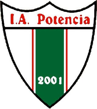 Escudo de INSTITUCIÓN ATLÉTICA POTENCIA (URUGUAY)