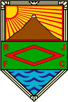 Escudo de RAMPLA JUNIORS F.C. (URUGUAY)