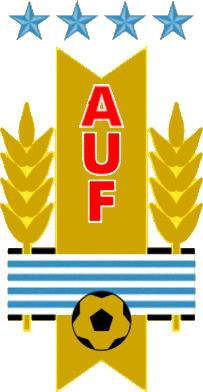 Escudo de SELECCIÓN URUGUAYA (URUGUAY)