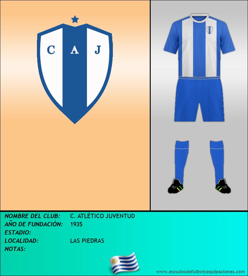 Escudo de C. ATLÉTICO JUVENTUD