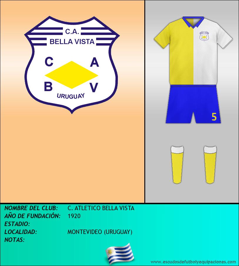 Escudo de C. ATLETICO BELLA VISTA