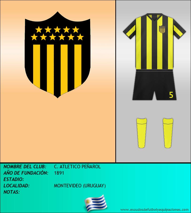 Escudo de C. ATLETICO PEÑAROL