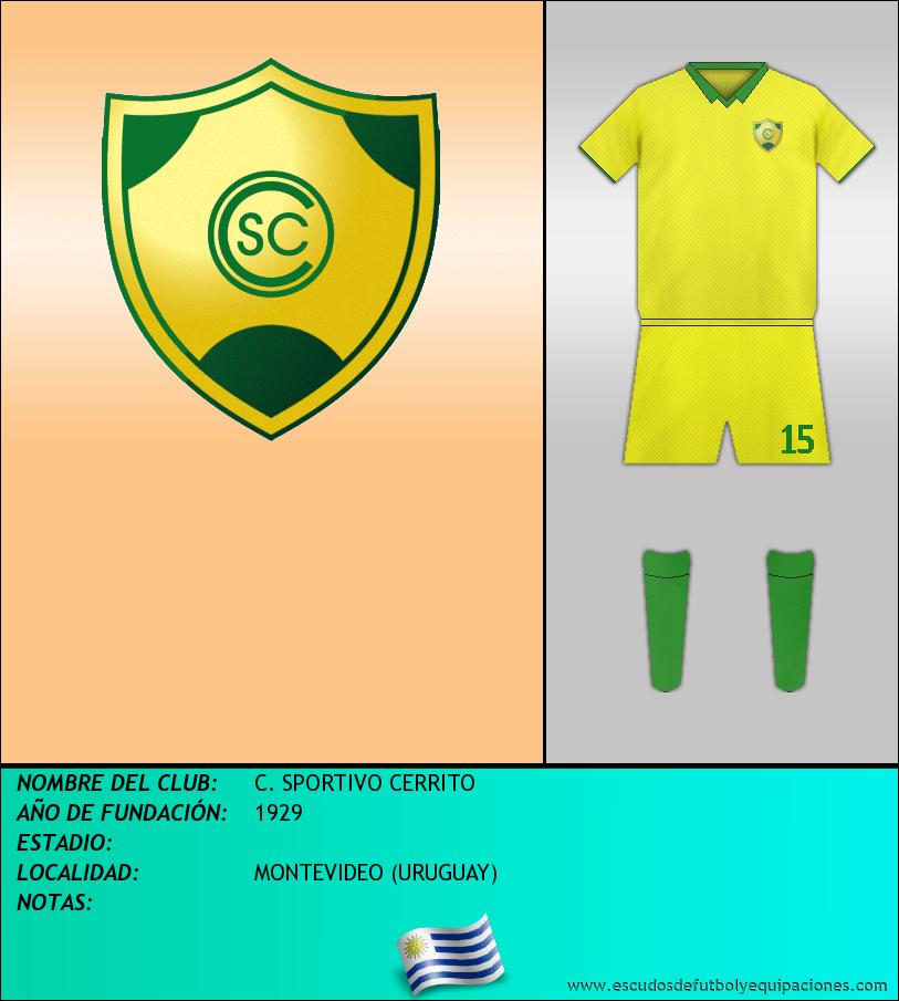Escudo de C. SPORTIVO CERRITO