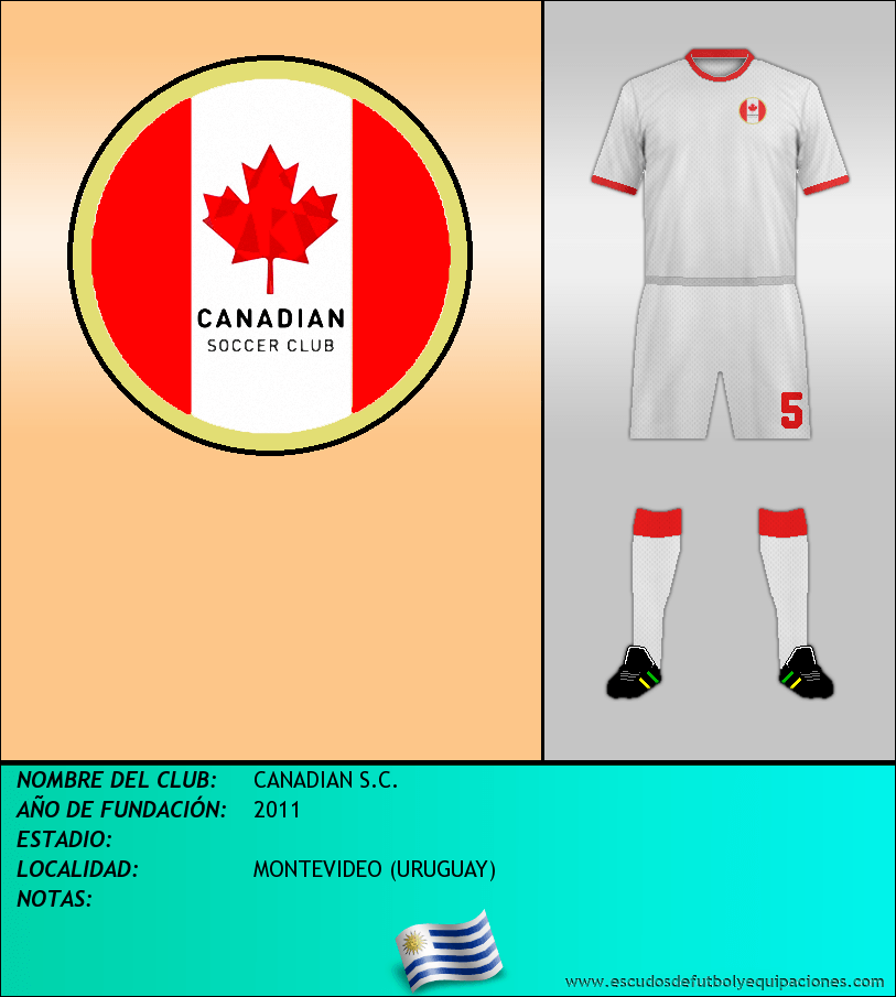 Escudo de CANADIAN S.C.