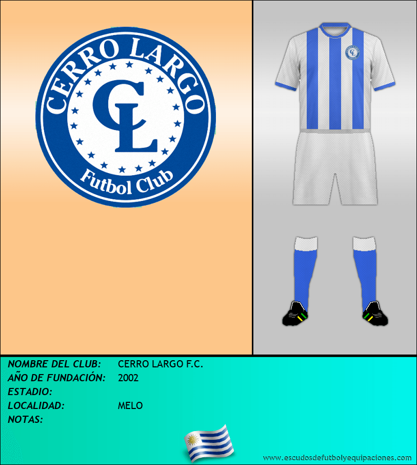 Escudo de CERRO LARGO F.C.