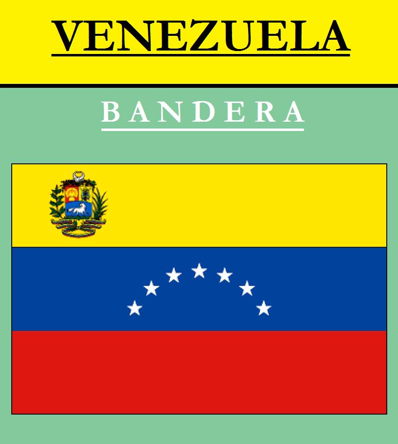 Escudo de BANDERA DE VENEZUELA