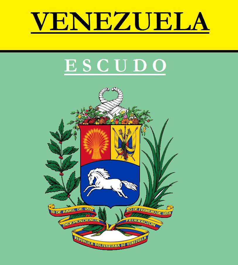 Escudo de ESCUDO DE VENEZUELA