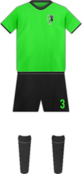 Equipación ATLÉTICO SOCOPÓ FC