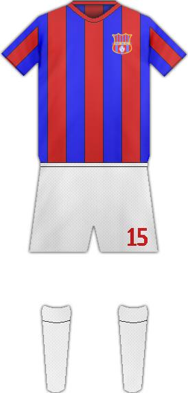 Equipación MONAGAS F.C.