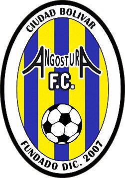 Escudo de ANGOSTURA F.C. (VENEZUELA)